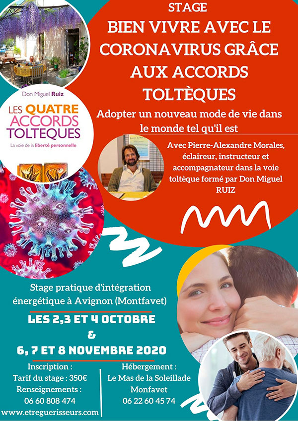 coronavirus et Accords Toltèques