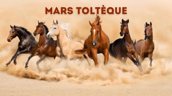 mars tolteque